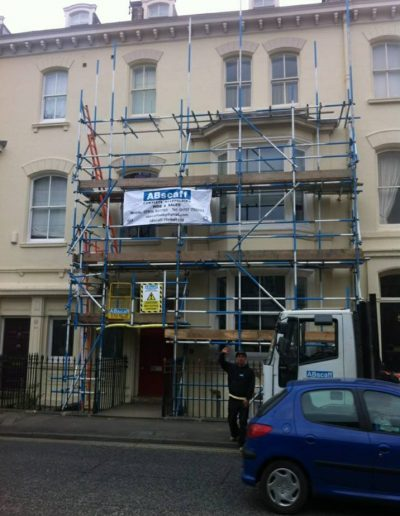Selby Scaffolding Abscaff